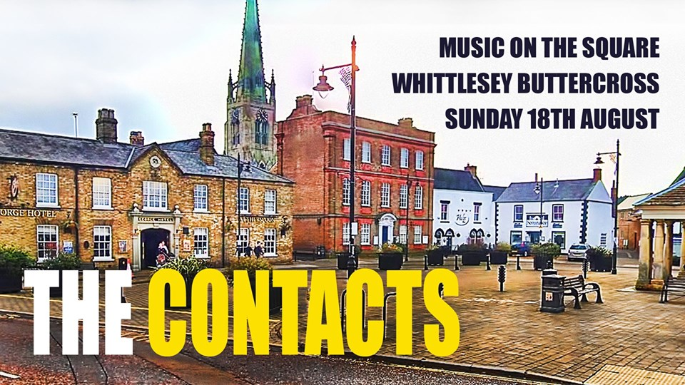 Whittlesey Buttercross Music on the Square @ Whittlesey Buttercross